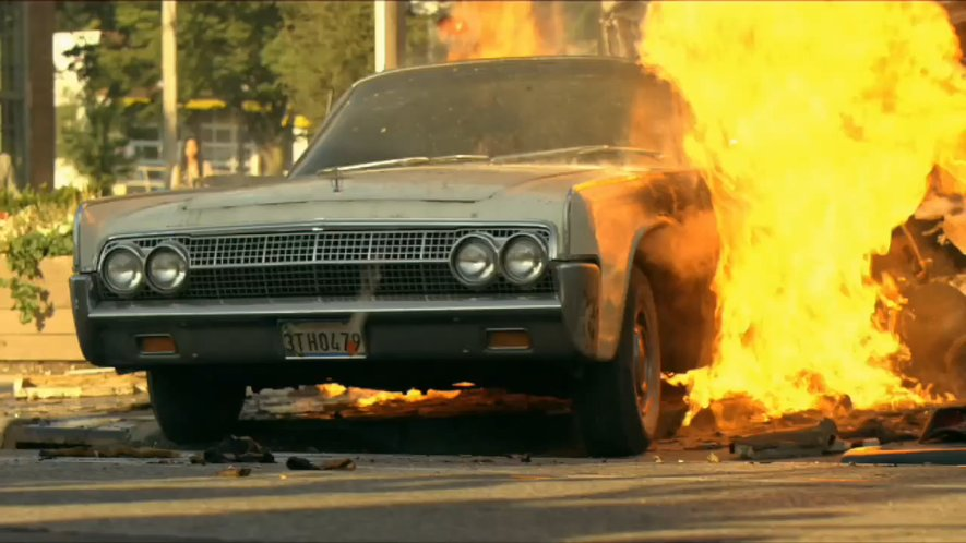 Imcdb Org 1963 Lincoln Continental In Youth In Revolt 2009