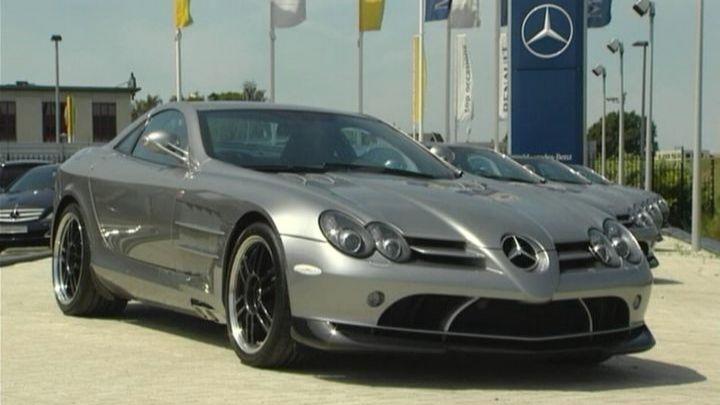 Imcdb Org Mercedes Benz Slr Mclaren 722 Edition C199 In Rtl