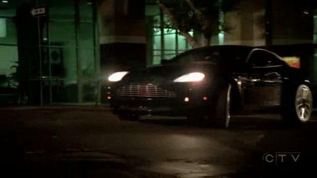 Imcdb Org 2006 Aston Martin Vanquish In Csi Ny 2004 2013