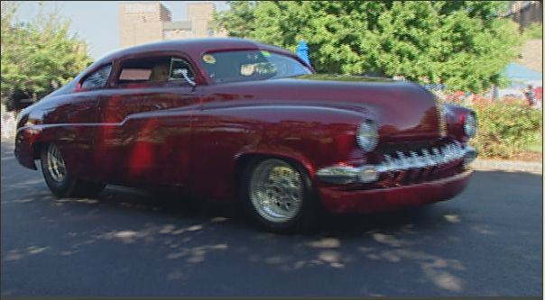 1949 Mercury Monterey Custom Made