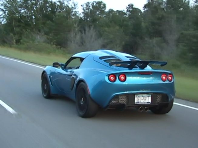 2006 Lotus Exige Series II [Type M117]