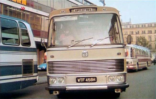 1970 Bedford VAM 70 Duple Vista