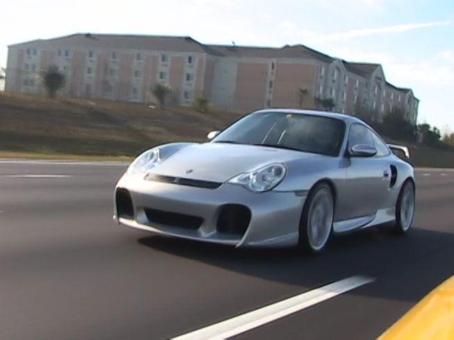 Imcdb Porsche 911 Turbo Techart 996 In Mischief Assault 2007