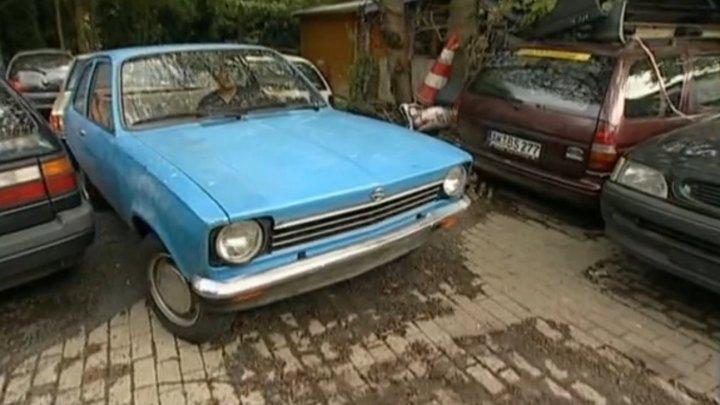 opel kadett c. 1974 Opel Kadett [C]