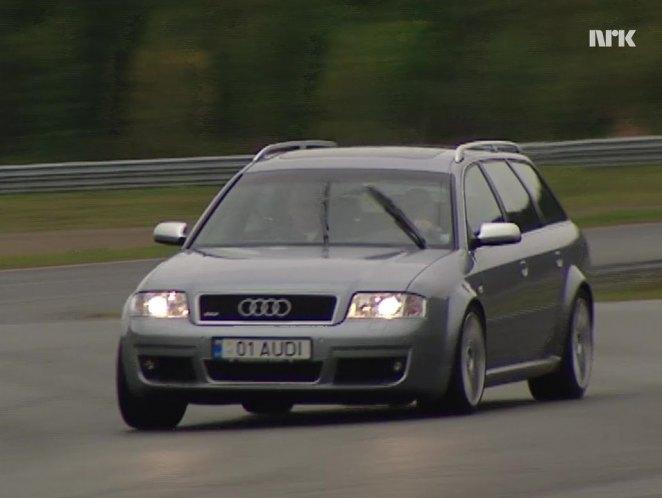 Imcdb 2002 Audi Rs6 Avant C5 Typ 4b In Autofil 2001 2008