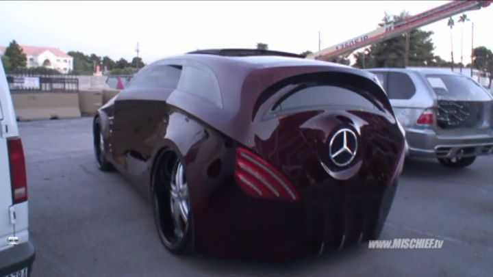 2007 Mercedes-Benz R 500 'Imprint RLS' custom [W251]