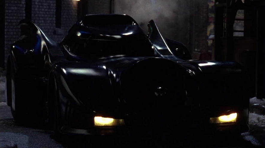 Imcdb Org 1989 Made For Movie Batmobile In Quot Batman