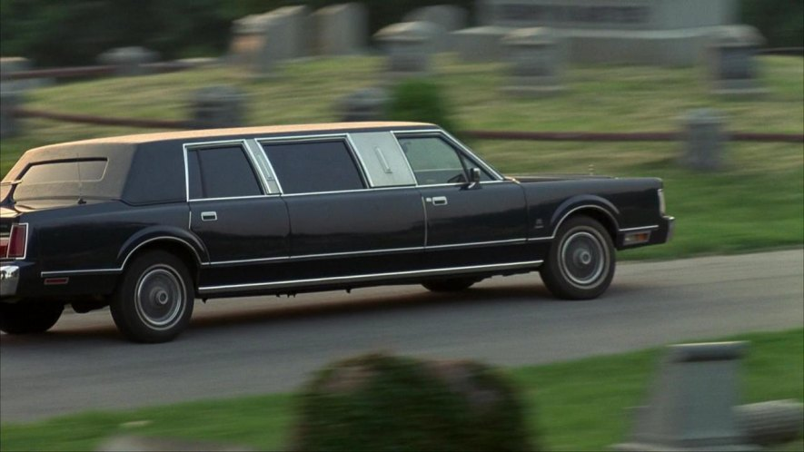 Imcdb Org 1985 Lincoln Town Car Stretched Limousine In King Of New