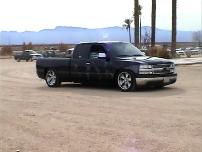 chevy silverado street truck - photo #36