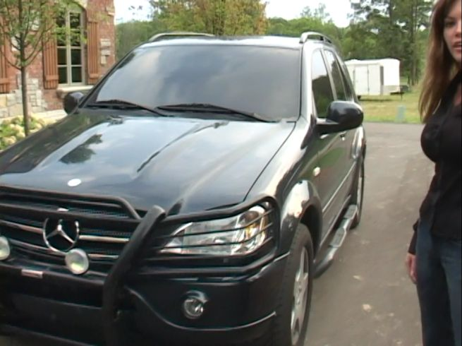 Mercedes-Benz ML 55 AMG [W163]