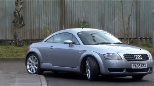 2005 audi tt quattro coupe