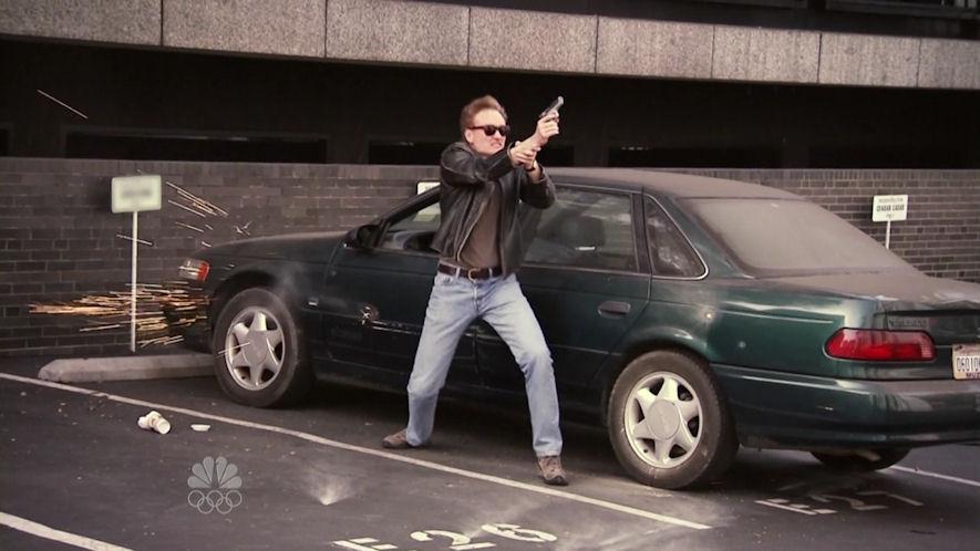 I on 1992 Ford Taurus