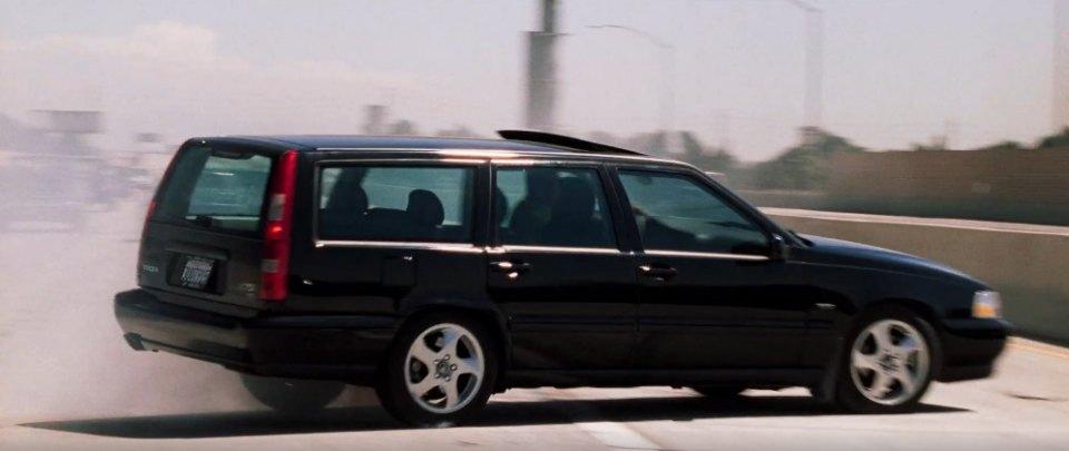 "IMCDb.org: Volvo V70 T5 Gen.1 in ""The Odd Couple II, 1998"""