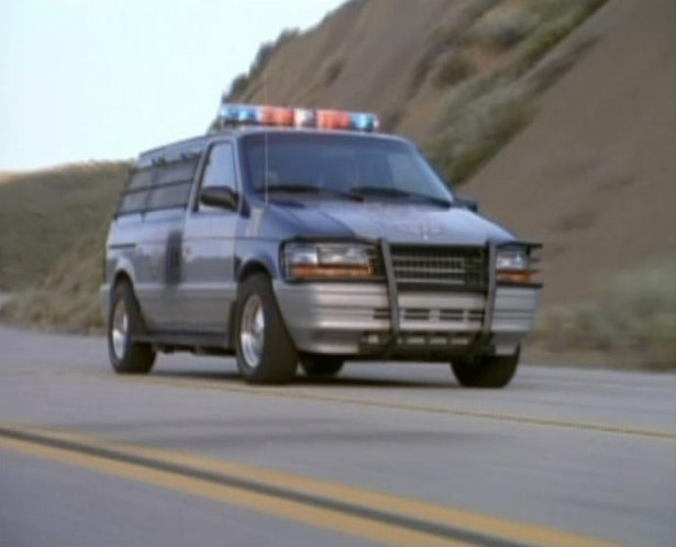 Imcdb Org 1991 Plymouth Voyager In Quot Viper 1994 1999 Quot