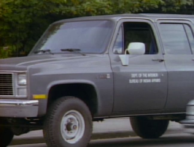 1986 GMC Suburban High Sierra [K-2500]