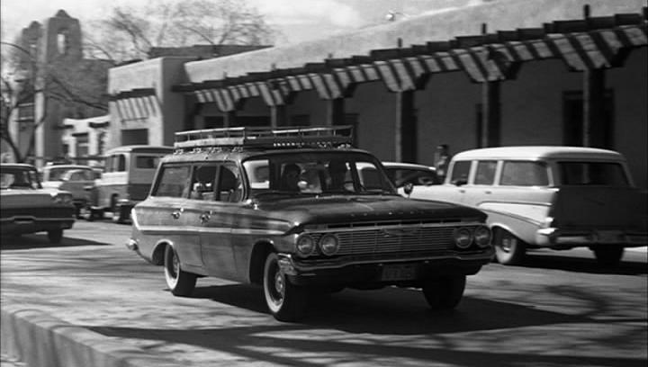 1957 Chevrolet Two-Ten Station Wagon