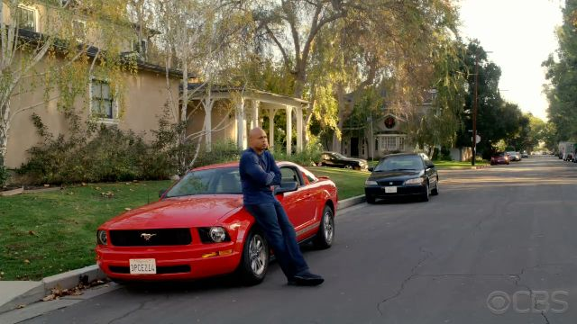 2005 Ford Mustang [S197]