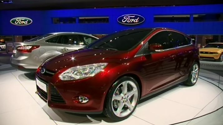 "IMCDb 2011 Ford Focus MkIII in ""RTL Autowereld 2002"