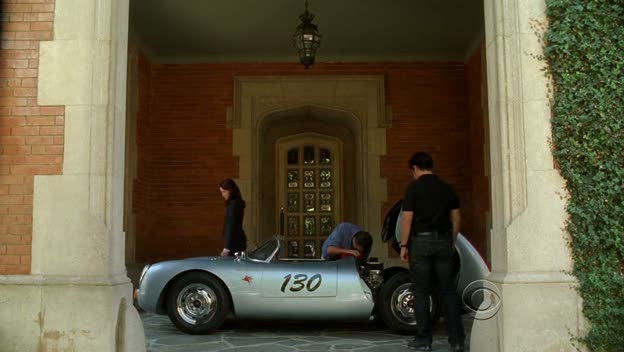 Porsche 550 Spyder Replica 'Little Bastard' by Chamonix Cars