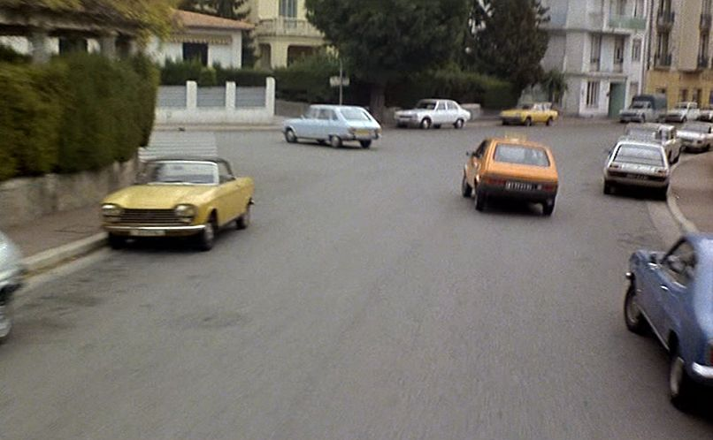1972 Renault 15 S�rie 1