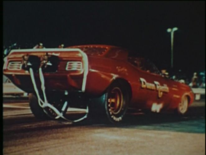 1972 Plymouth Barracuda Jim Dunn's 'Dunn Reath' Top Fuel Funny Car [Gilmore]