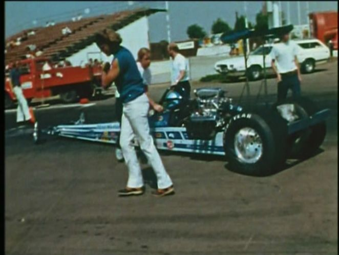 Custom Made Dragster