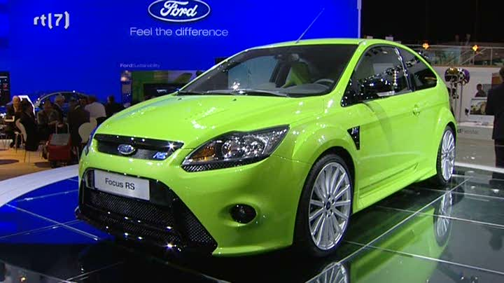 2008 Ford Focus RS MkII