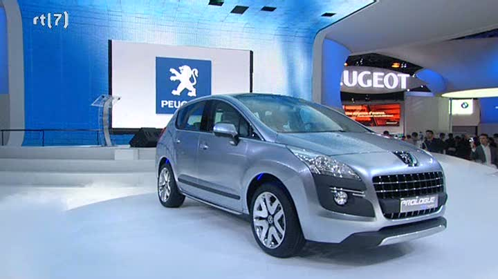 2008 Peugeot Prologue Concept