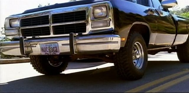 IMCDb.org: 1991 Dodge Ram in