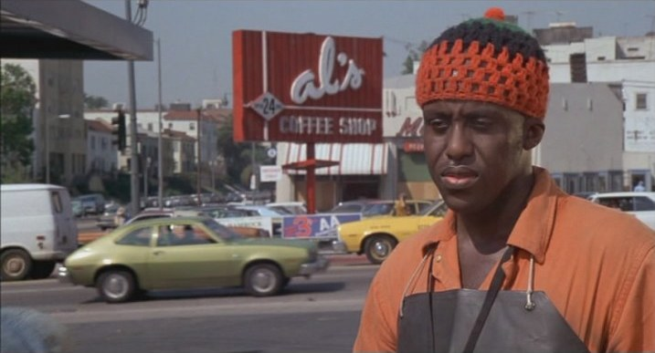 Bill Duke in Car Wash