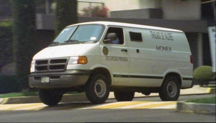 2002 Dodge Ram Van 1500