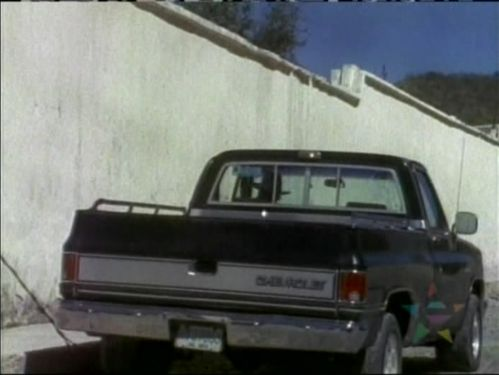 1981 Chevrolet C-10 Silverado Fleetside