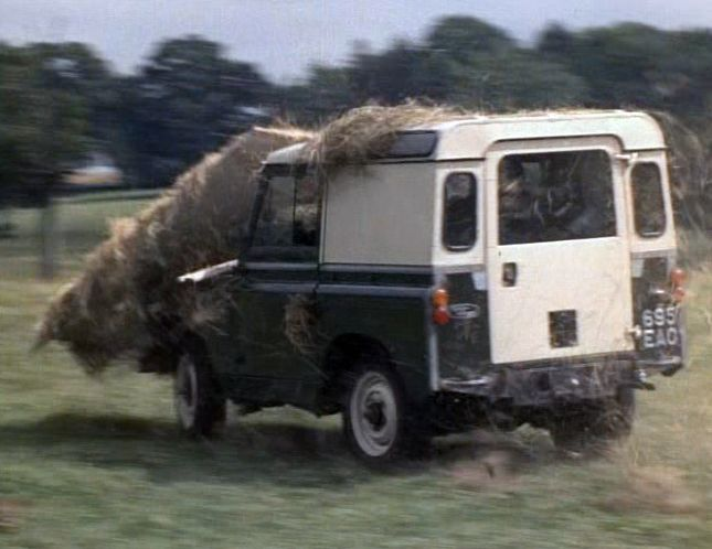 Imcdb Org 1958 Land Rover 88 Series Ii In The Avengers 1961 1969