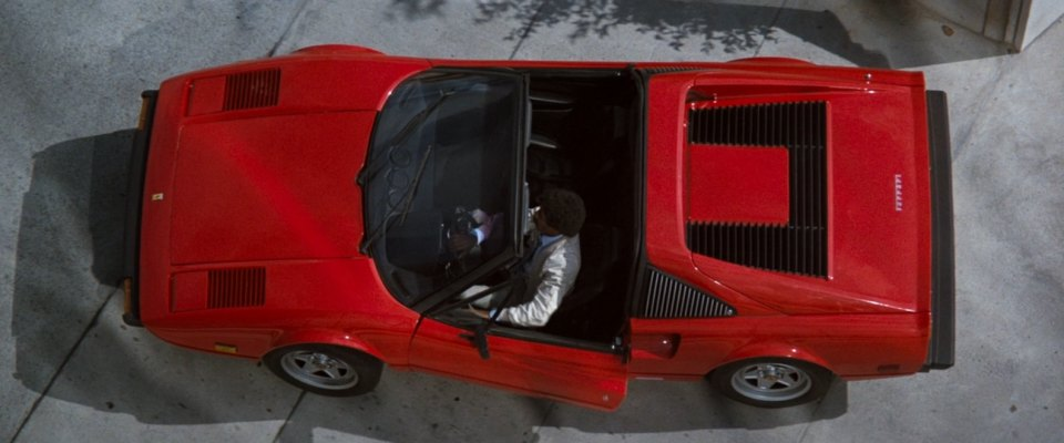 "IMCDb.org: 1978 Ferrari 308 GTS in ""Superman III, 1983"""