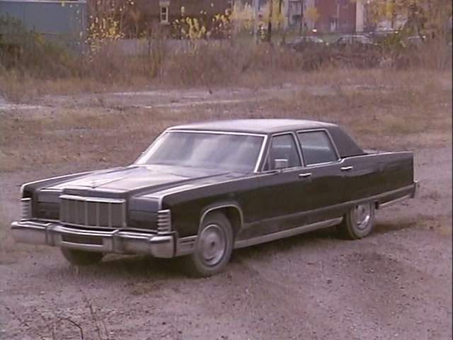 1976 lincoln continental 53b in nowhere to. Black Bedroom Furniture Sets. Home Design Ideas