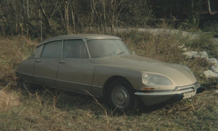 1970 Citroën DS 20 Pallas
