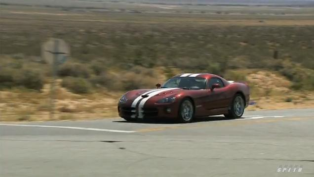 2008 Dodge Viper SRT-10 Coupe