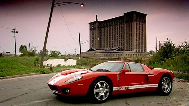 2003 Ford Gt Prototype