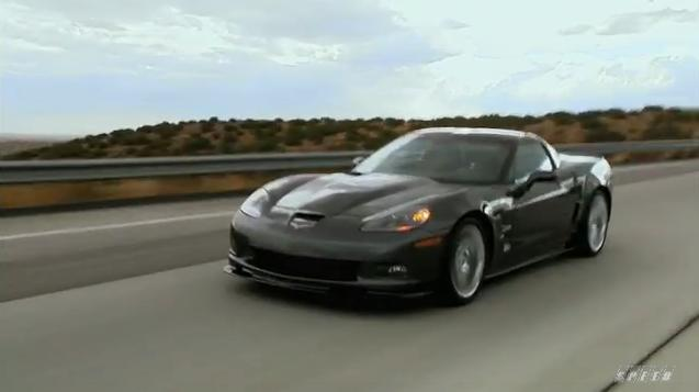 2009 Chevrolet Corvette ZR1 [C6]
