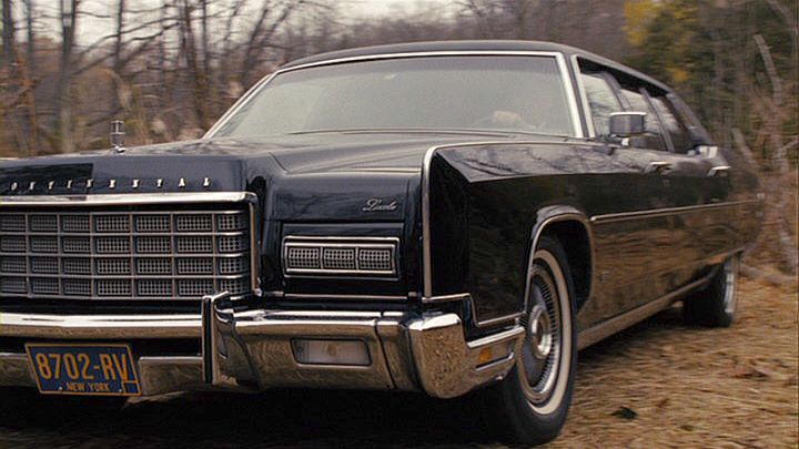 1973 lincoln continental executive limousine in grey gardens 2009. Black Bedroom Furniture Sets. Home Design Ideas