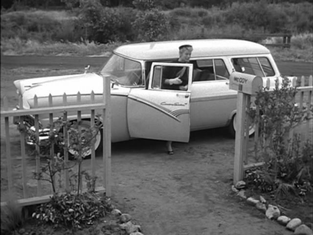 1956 Ford Country Sedan 8-Passenger Station Wagon [79B]