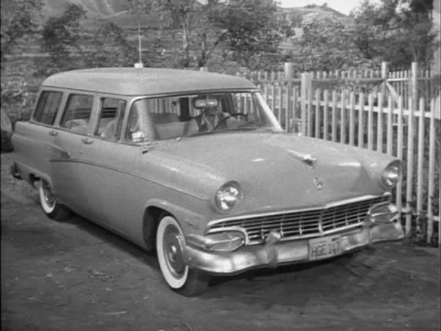1956 Ford Country Sedan 6-Passenger Station Wagon [79D]