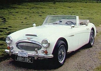 1965 Austin Healey 3000 MkIII [BJ8]
