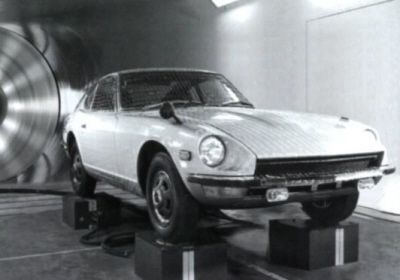 1969 Datsun Fairlady 240Z final prototype (pre-release production car) [S30]