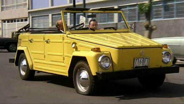 IMCDb.org: 1974 Volkswagen Safari [Typ 181] in