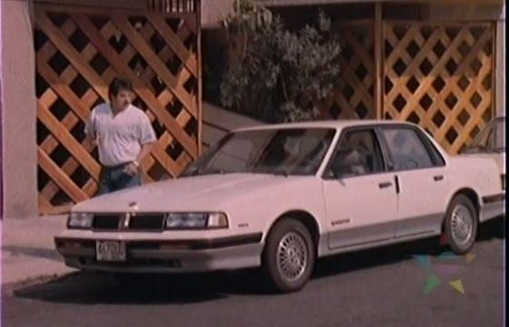 Imcdb Org  1989 Chevrolet Cutlass Ciera Eurosport In  U0026quot El