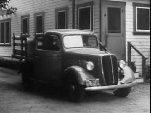 1937 Ford V8 �-Ton Pick-Up [77]