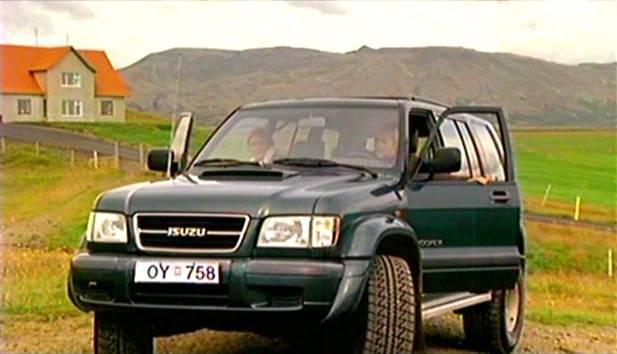 1999 Isuzu Trooper 30D UBS73GW