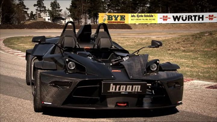 2008 KTM X-Bow Superlight Carbon