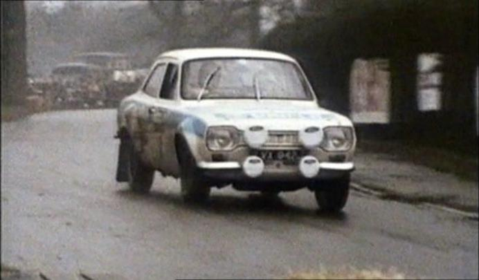 1972 Ford Escort RS 1600 MkI